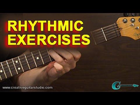 GUITAR TECHNIQUE: Rhythmic Variation Exercises