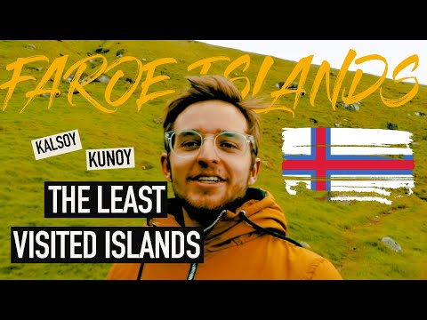 KALSOY & KUNOY | FAROE ISLANDS 🇫🇴 VISITOR GUIDE VIDEO