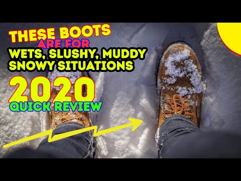 Best Snow Boots for Men 2019