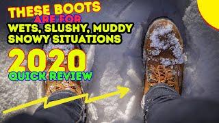 Best Snow Boots for Men 2018