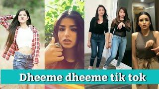 Dheeme Dheeme Female Version Chora Tu Bada Sharmata Hai