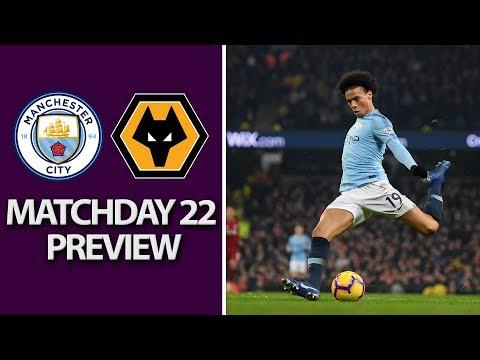 Man City v. Wolves | PREMIER LEAGUE MATCH PREVIEW | 1/14/19 | NBC Sports Mp3