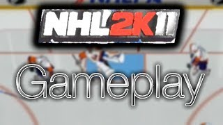 NHL 2k11 iPhone Gameplay!- NY Islanders @ TOR Maple Leafs!