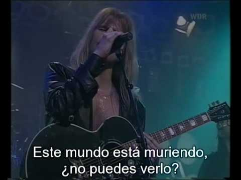 Helloween - Your Turn  (M.Kiske Subtitulos al español)