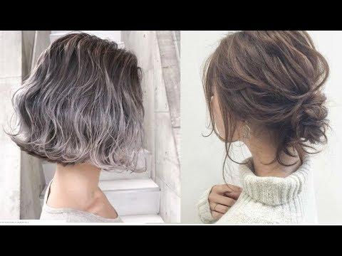 Tổng Hợp Tạo Kiểu Tóc Ngắn Uốn Cột Cho Bạn Gái Siêu Xinhl HAIRSTYLE WITH SHORT HAIR