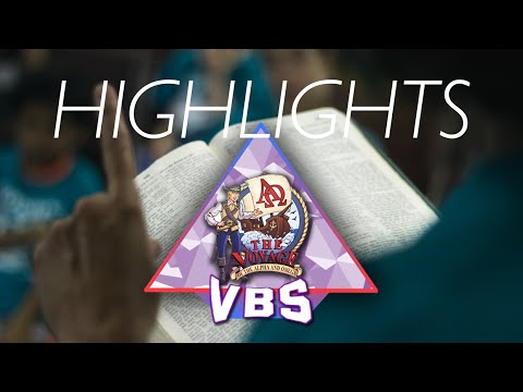 a6714d276df VBS 2016 - Voyage of the Alpha and Omega (Sanger Church of Christ ...