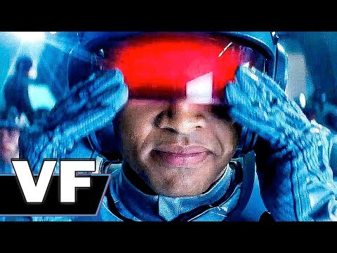 Ready Player One - Bande Annonce VF # 2 (Spielberg, SciFi)
