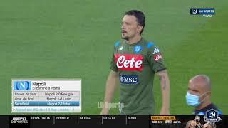 Обзор матча Ювентус Наполи 0 0 2 4 Финал Кубка Италии