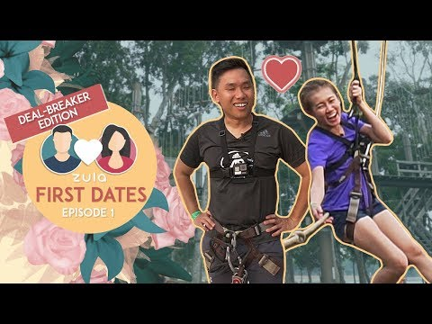 Would You Date A Uni Dropout?   ZULA First Dates Deal-breakers   EP 1