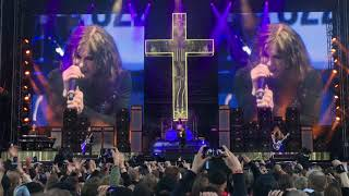 Ozzy Osbourne - No More Tears Live @ Rockfest, Finland 6/6/2018