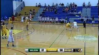 2012 Boys Basketball: G.W. Carver (Alabama) vs. Wilson (Oregon): December 21, 2012