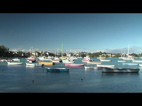 Grand Baie in Mauritius