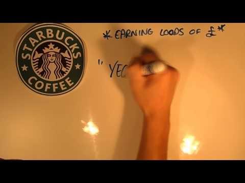 EPQ Project - Google, Amazon & Starbucks UK Tax Avoidance Spotlight