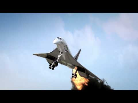 Mayday - Concorde - Up in Flames - Air France 4590