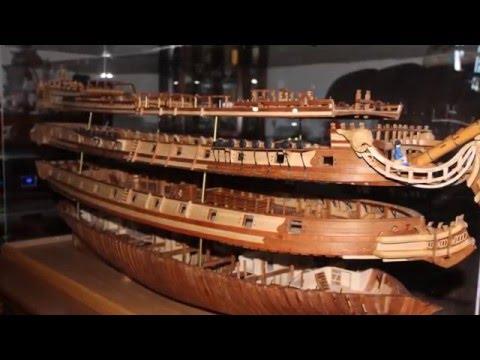 Gordon Stiller - 1729 French Frigate Ship Le Fleuron