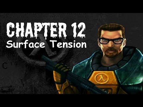 Half-Life (100%) Walkthrough (Chapter 12: Surface Tension)