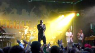Mr Vegas - Go Up - Live @ Reggae Jam Bersenbrück 2009