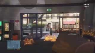 GTA V | J'ai tout brulé dans le Commissariat ! thumbnail