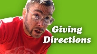 PITTSBURGH DAD: GIVING DIRECTIONS