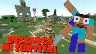 DESCARGA MI MUNDO SURVIVAL