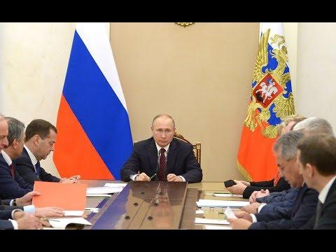 Встреча Владимира Путина с представителями общественности. Полное видео