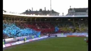 Tifo Djurgården IF- Häcken (2005)