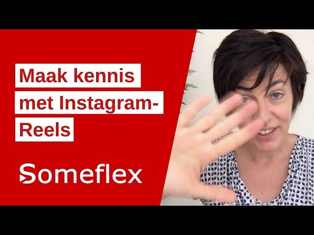 Maak kennis met Instagram Reels en LinkedIn-Stories