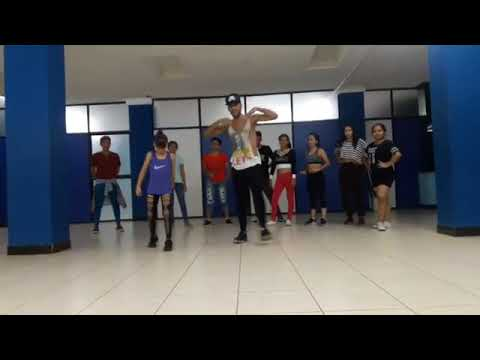 Jennifer Lopez, Ozuna - El Anillo Remix - Coreografia @tatodance