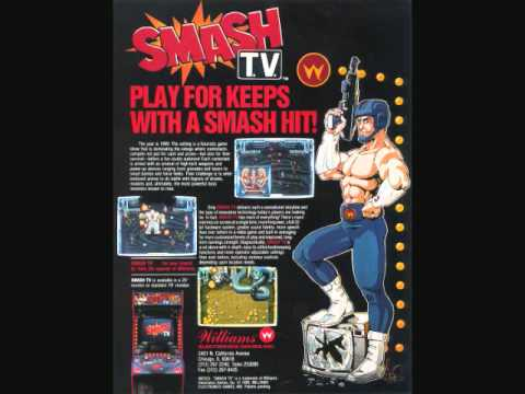 Smash TV Arcade Music-Circuit 1