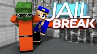 - Monster School JAILBREAK CHALLENGE Minecraft Animation
