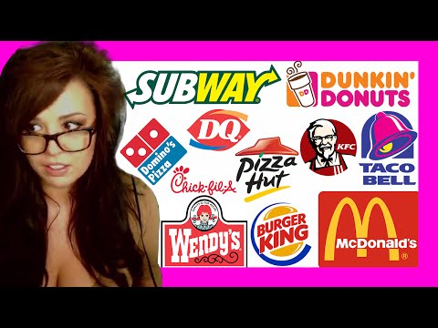 Fast Food Tier List with Destiny