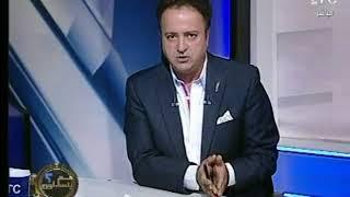 احمد عبدون يشكر استاذ العقيدة والفلسفة