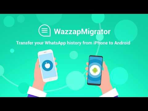 WazzapMigrator video tutorial - English - UPDATED 11/2018