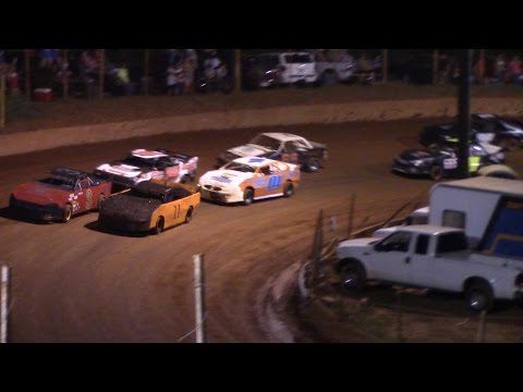 Winder Barrow Speedway Stock Four Cylinders 8/8/16