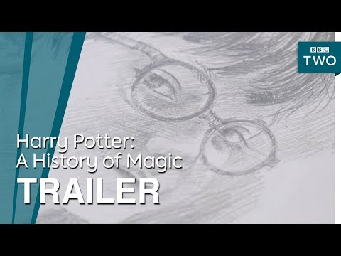 Download Youtube: Harry Potter: A History of Magic | Trailer - BBC Two
