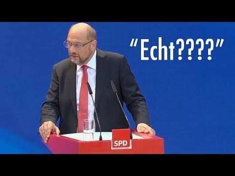 GroKo-Deal - Es frisst, was es kann (Satire.... obwohl...)