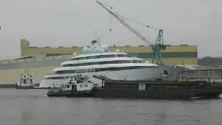 Motor Yacht TATIANA - Lürssen Yachts