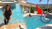 MY DOG DROWNING PRANK!! (MOM FREAKS OUT) | FaZe Rug
