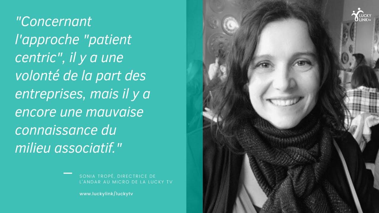 Interview : Sonia Tropé, directrice de l'ANDAR
