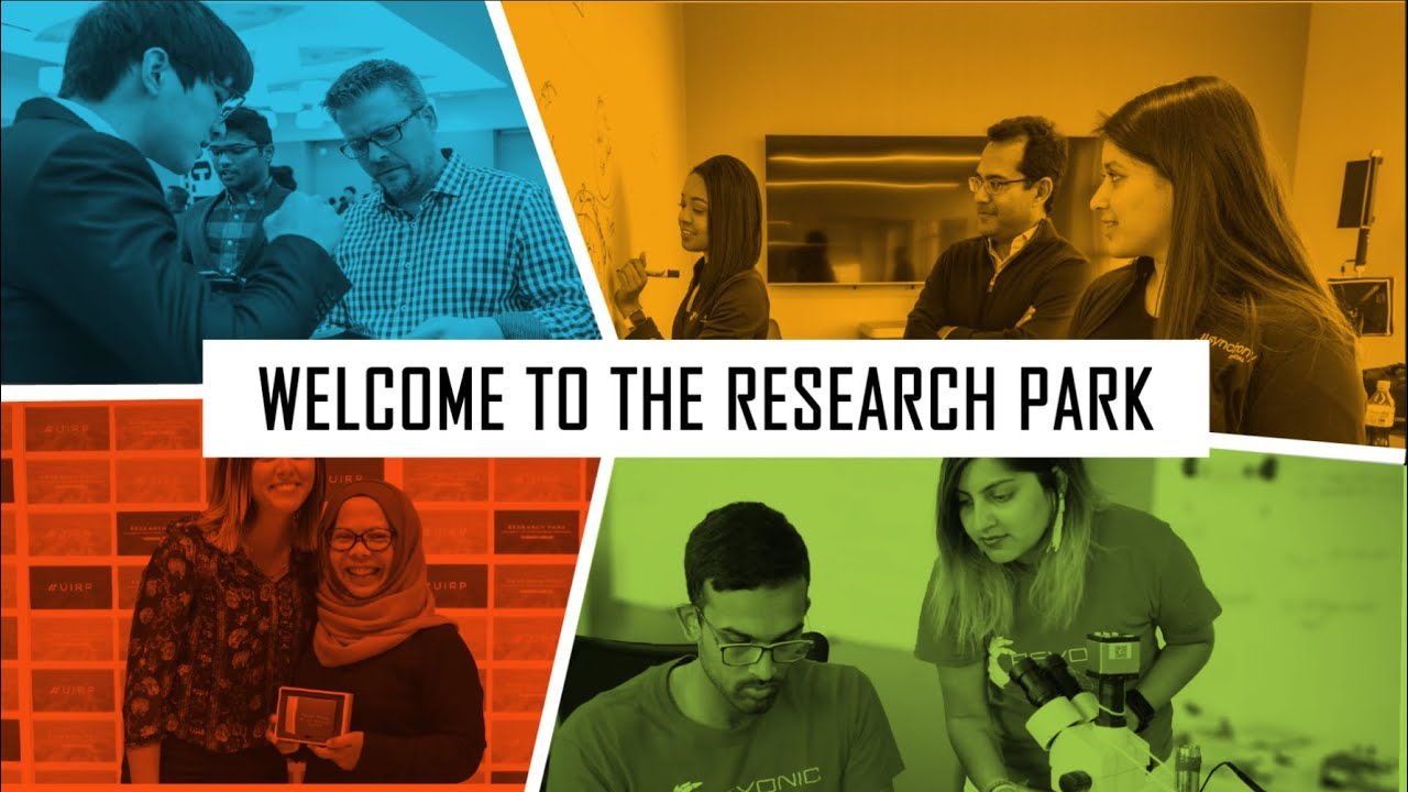Welcome to the Research Park