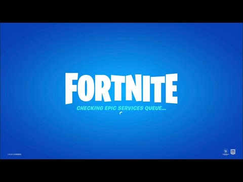 How To Fix Fortnite Checking Epic Services Queue