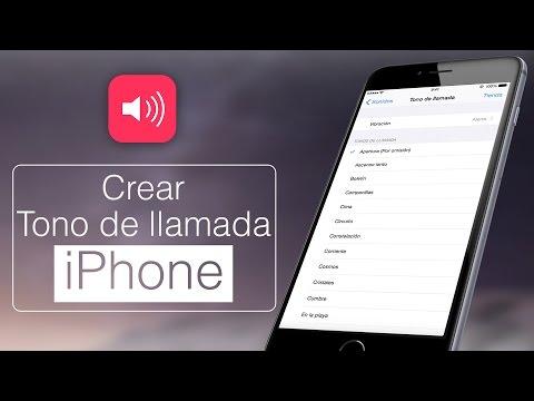 Cómo poner canciones como tonos de llamada para iPhone