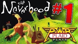 Power Plaid Plays: The Neverhood (PC) - Part 1