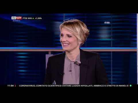 Monica Defend - Interview on SKYTG24 (IT) - 04/03/2020