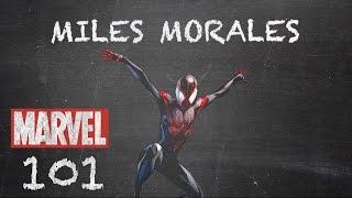 Bitten by a Radioactive Spider - Spider–Man (Miles Morales) - Marvel 101