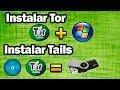 Instalar y tutorial Tor win7 y 8 / Instalar Tails en Usb 2014