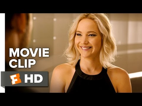 Thumbnail: Passengers Movie CLIP - First Date (2016) - Jennifer Lawrence Movie