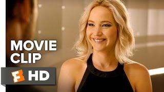Passengers Movie CLIP - First Date (2016) - Jennifer Lawrence Movie