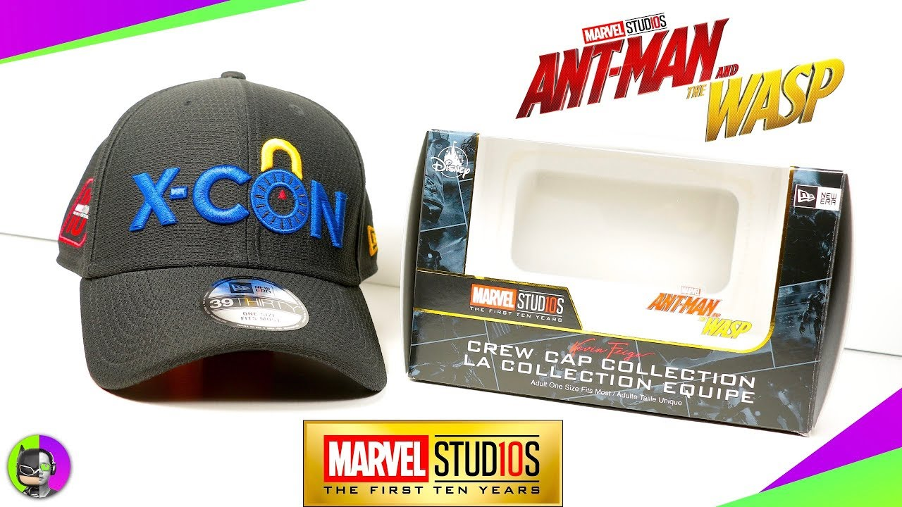 160e8f8795f ... australia x con marvel studios 10 years hat review ant man and the wasp  4ec95 2d388