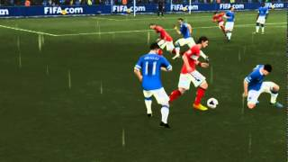 FIFA 14 (UEFA Europa League Spiel.77 FC Everton vs Spartak Moskau)